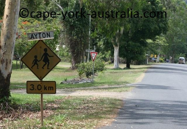ayton australia