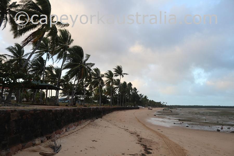 badu community beach walk church