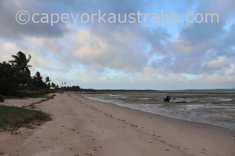 badu community beach walk matanubar