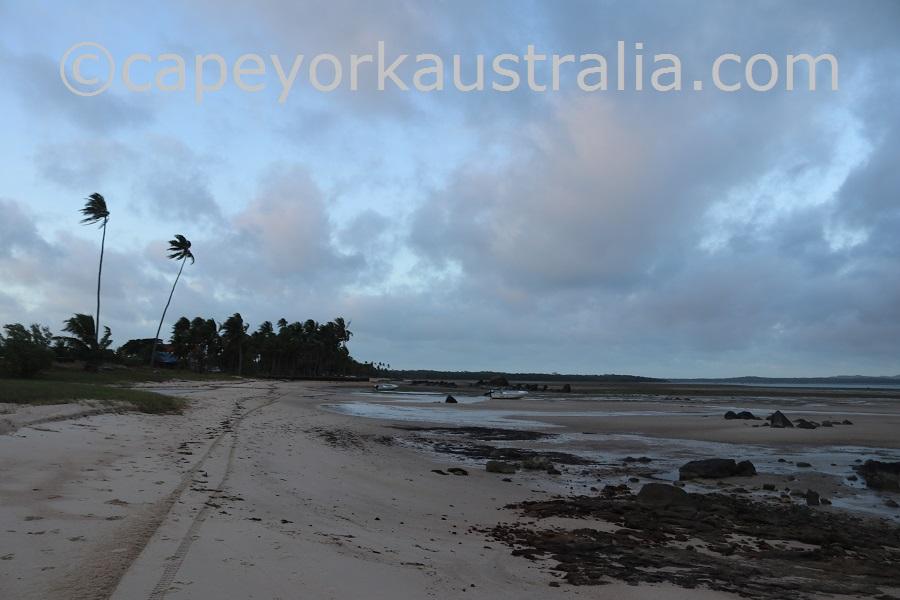 badu community beach walk wakaid