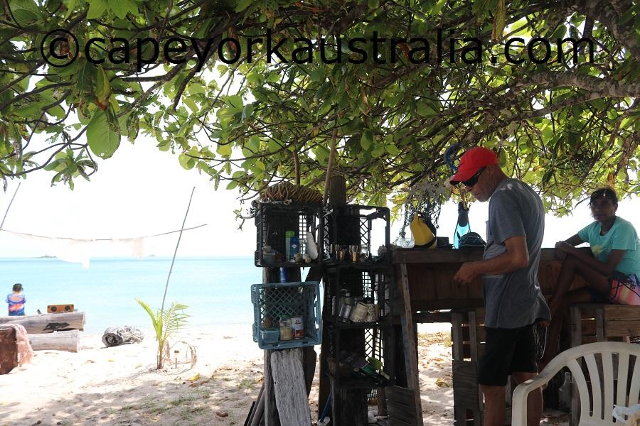badu island argun day out