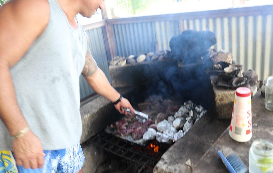 badu island dugong meat