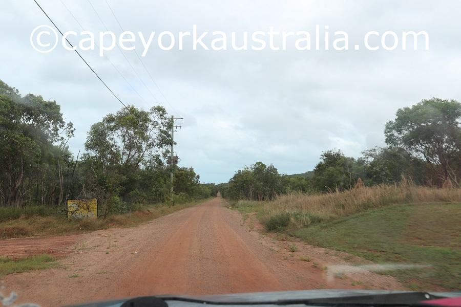 badu island western road
