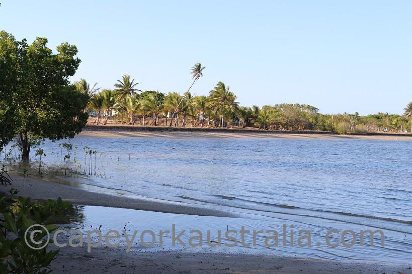 badu island