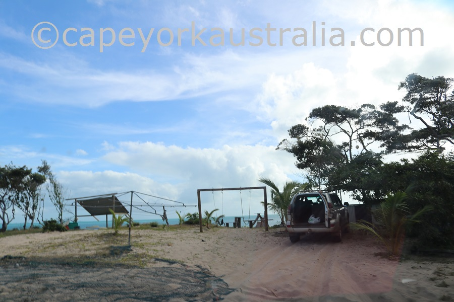 badu kudal beach camp