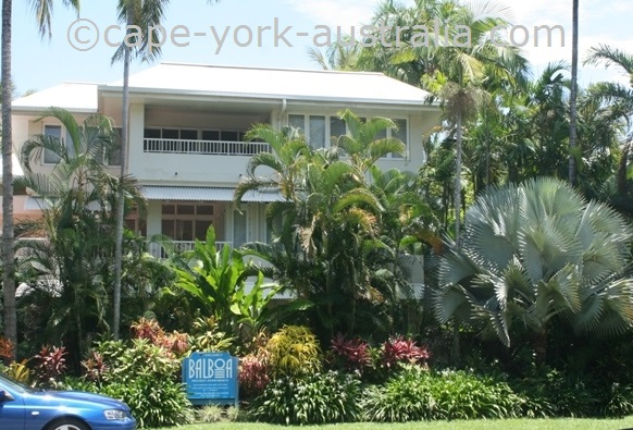 balboa holiday apartments port douglas