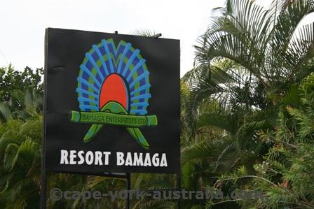 bamaga accommodation