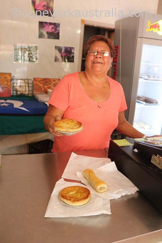 bamaga bakery bernie