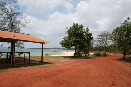 bamaga camps