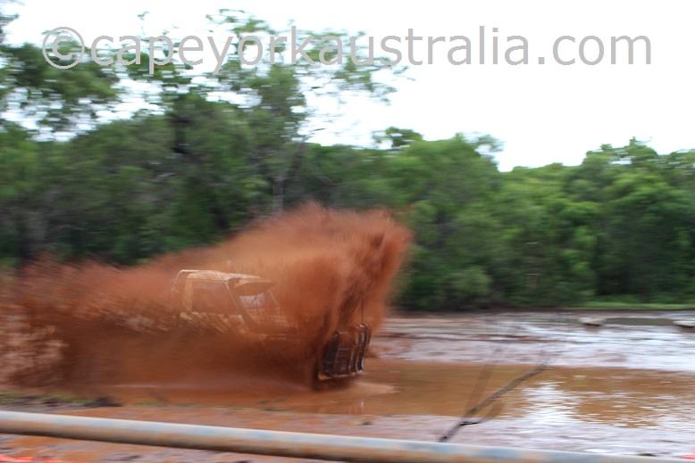 bamaga mud rally