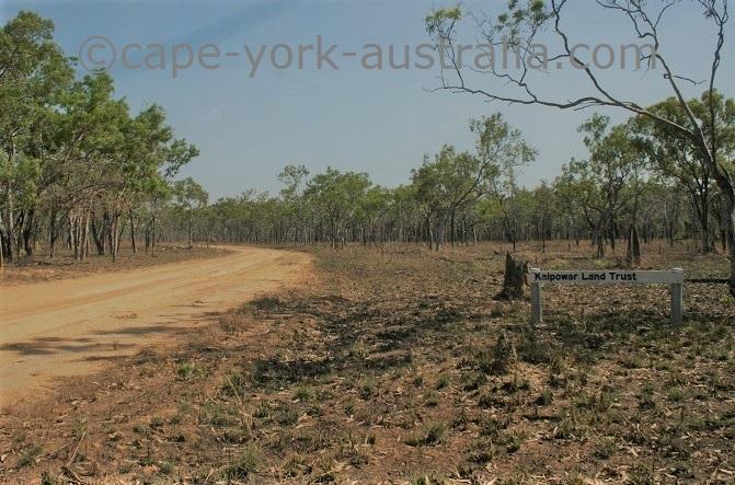 bathurst head kalpowar land