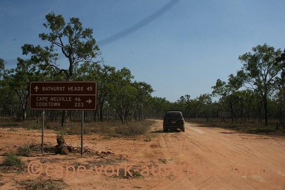 bathurst head road
