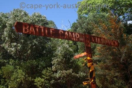 battle camp road