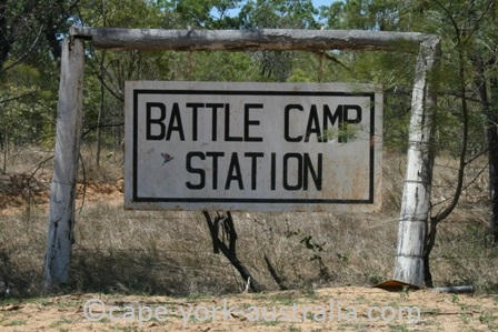 battle camp station