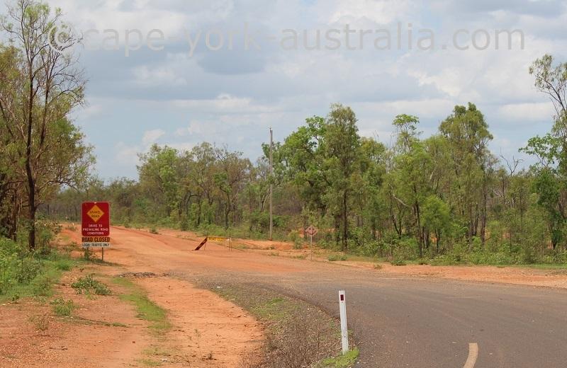 battle camp road closed