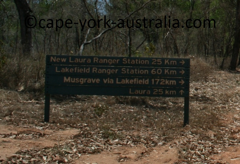 lakefield national park