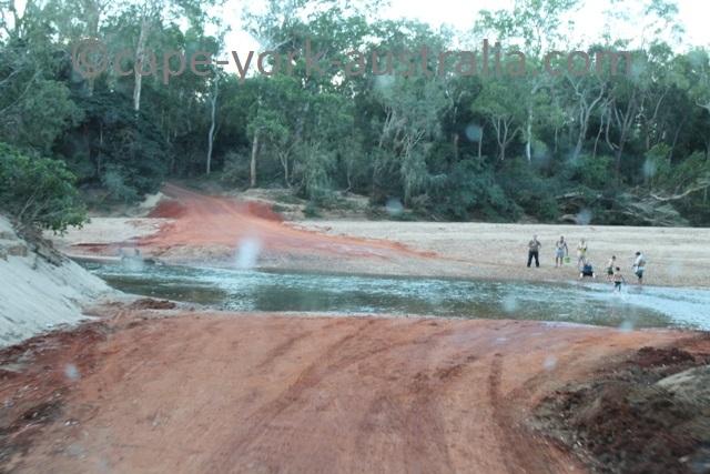 laura river crossing