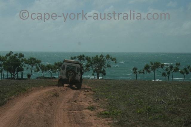 beaches loop road
