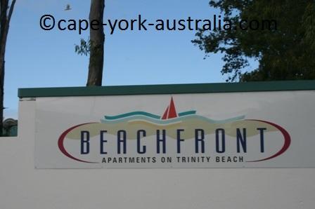 beachfront apartments trinity beach