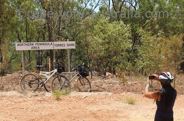 bicycling cape york