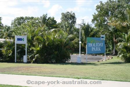 big 4 caravan park cooktown