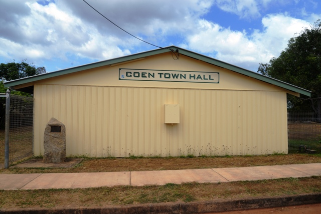 coen town hall