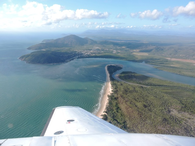 cooktown aerial