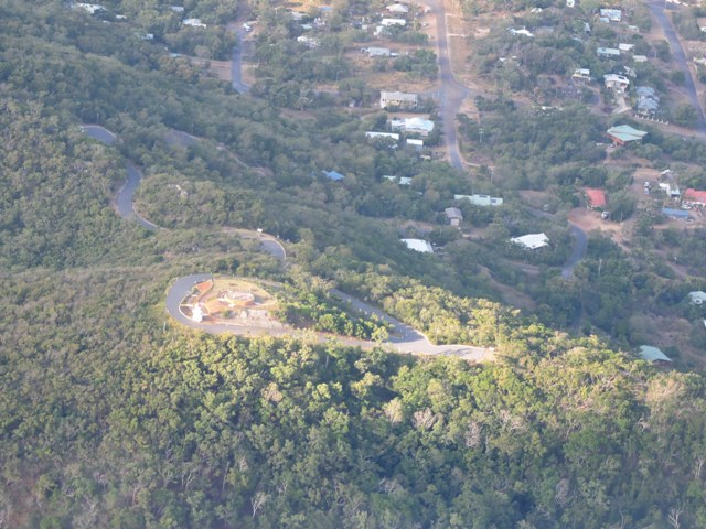 cooktown from the air