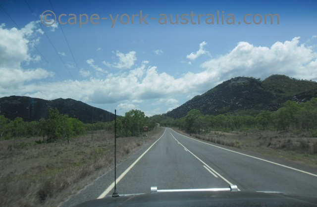 black mountain cape york