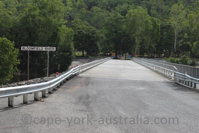 bloomfield river bridge