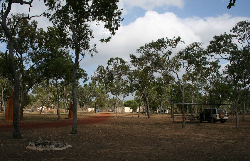 bramwell junction camping ground
