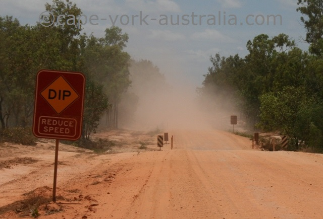 bulldust cape york