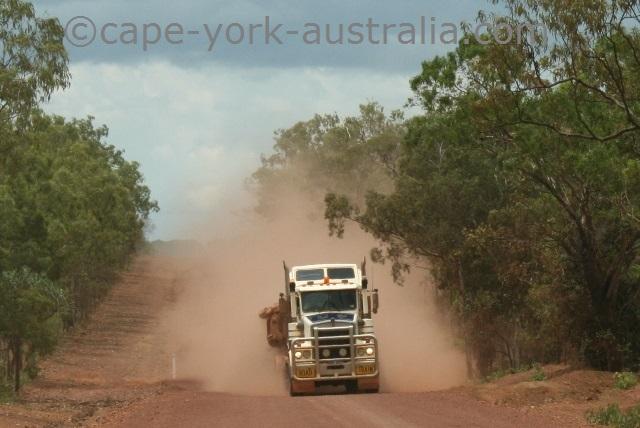 bulldust peninsula developmental road