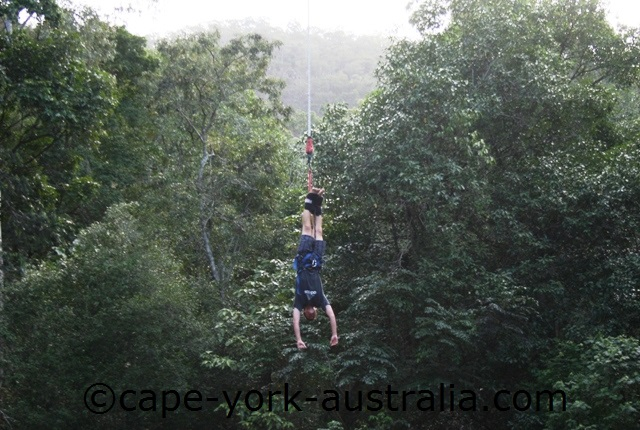 bungy jumping australia
