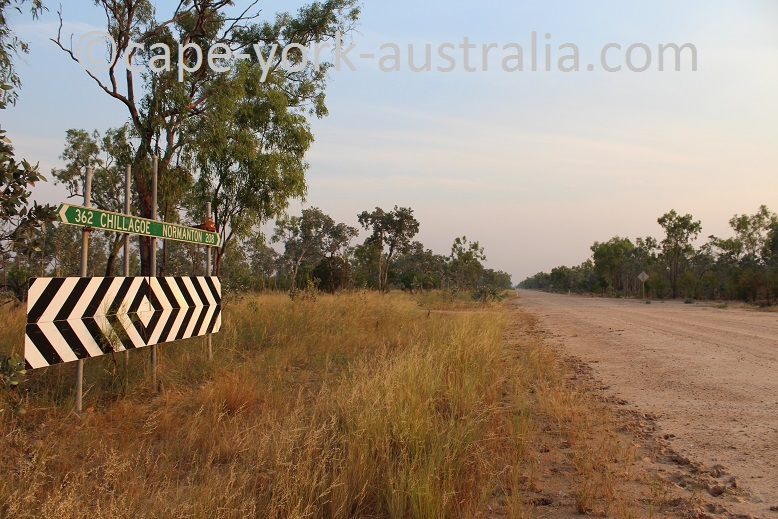 burke developmental road chillagoe normanton
