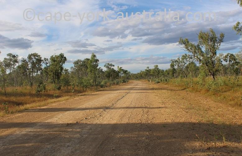 burke developmental road dunbar to normanton
