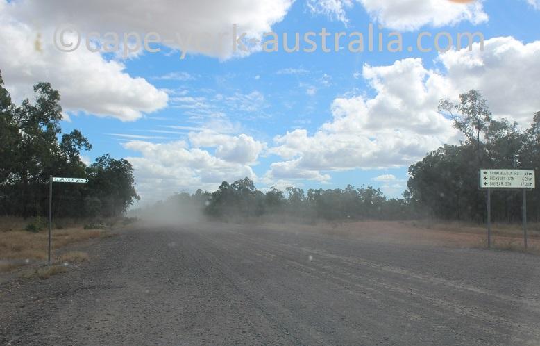 burke developmental road gamboola turnoff