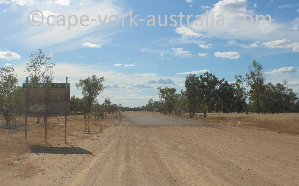 burke developmental road shire border