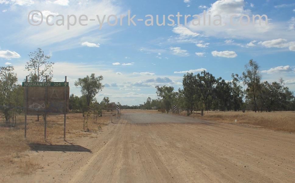 burke developmental road shire border