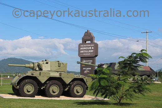 cairns armour and artillery museum
