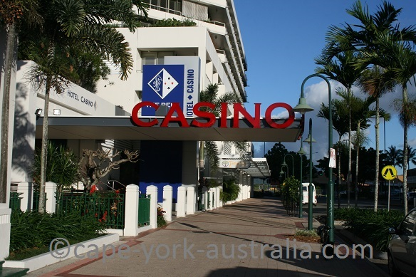 cairns casino