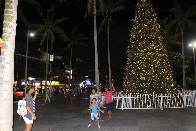 cairns christmas