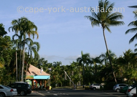 cairns coconut village caravan park
