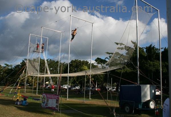 cairns festival circus