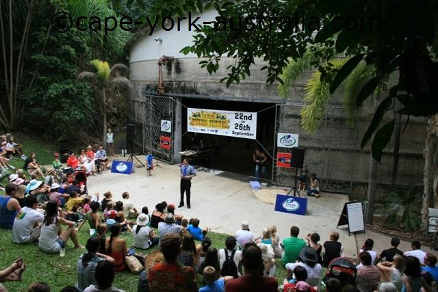 cairns festival comedy