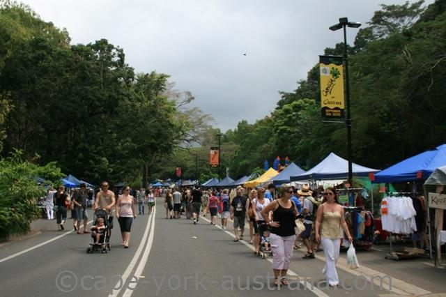 cairns festival markets