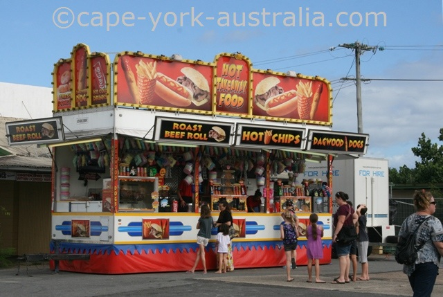 cairns home show food stalls