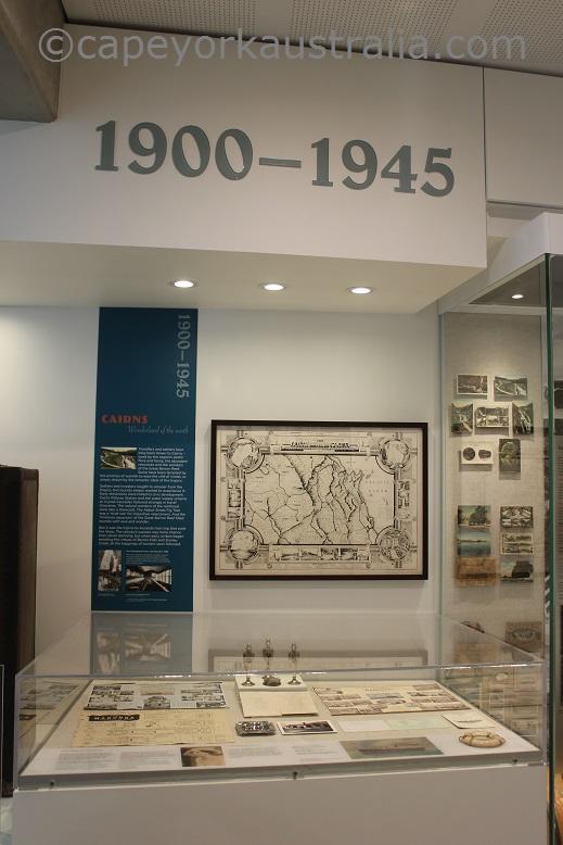 cairns museum 1900-1945