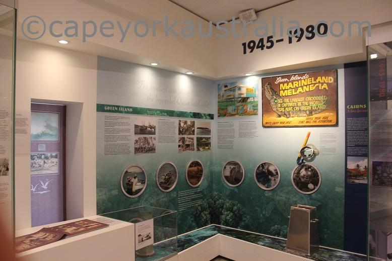 cairns museum 1945-1980