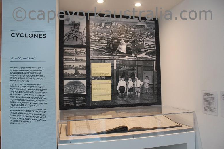 cairns museum cyclones